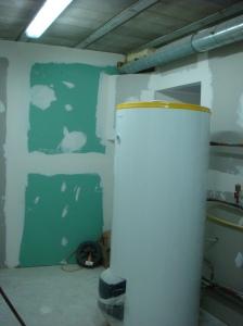 Boiler Room Taking Shape