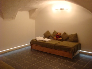 Cave Bedroom View 2