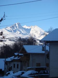 Our Winter Mountain Views